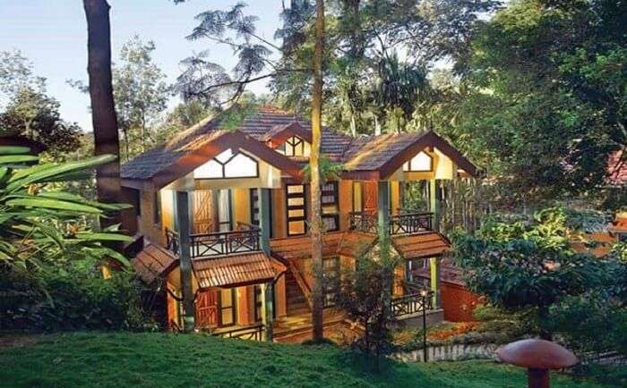 green gates resort in wayanad