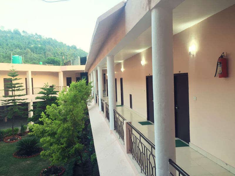 Greenwood Hotel in Bhimtal