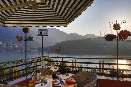 Hotel Harshikhar Bhimtal