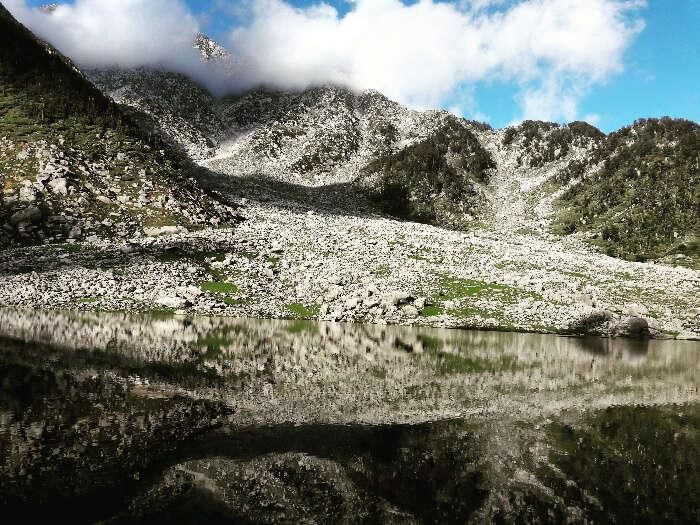 popular trekking destination