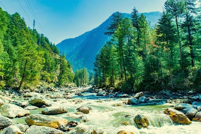 kasol hill station near delhi