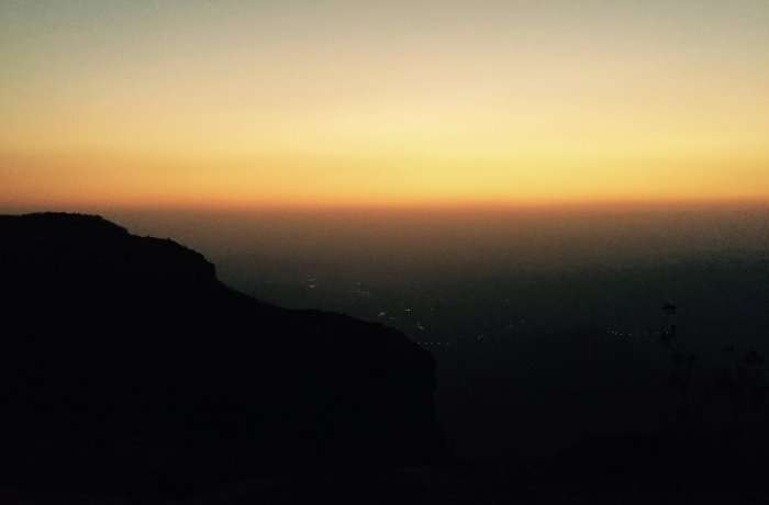 viewing point near khandala