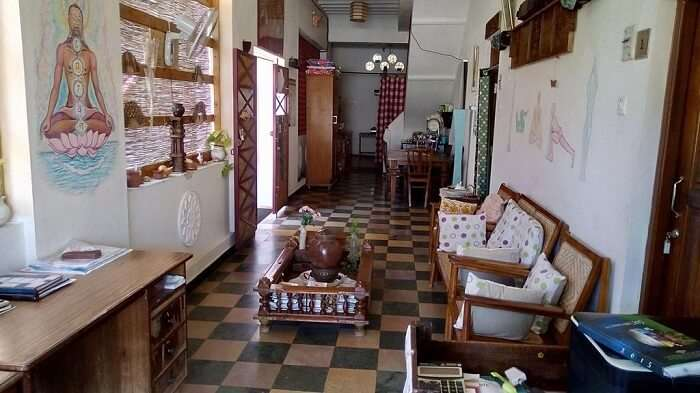 extremely comfortable homestay