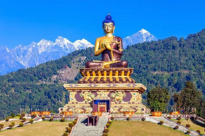 pelling buddha
