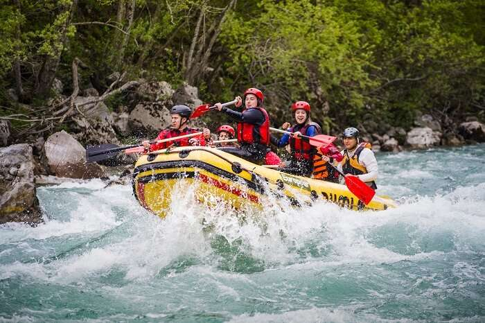 new zealand rafting