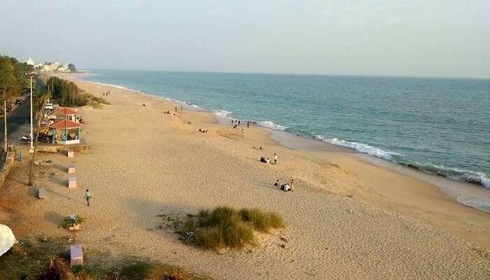 Sanguthurai Beach