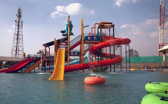 sentosa water park in pune