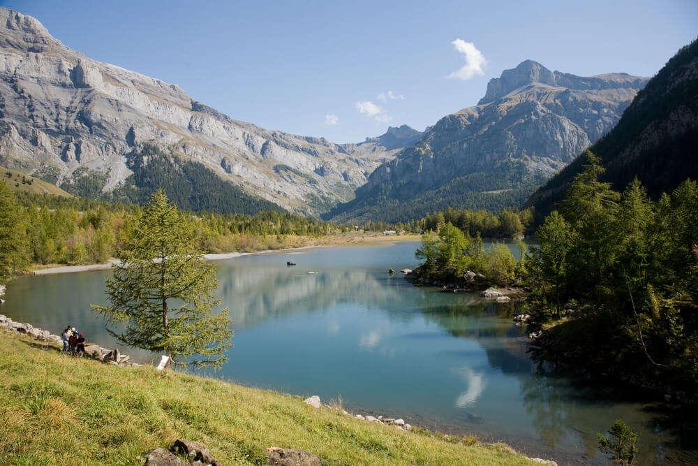 Lac de Derborence