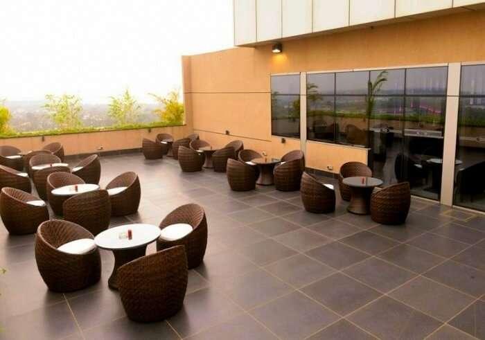 sky grill restaurant in kochi