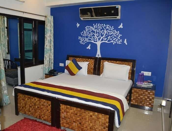 stay at Blessing Homestay jaipur