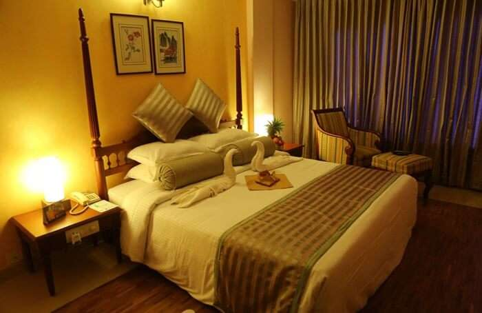 stay at Casino Hotel thrissur