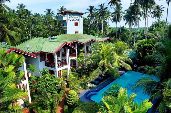 stay at Hotel Bentota Village