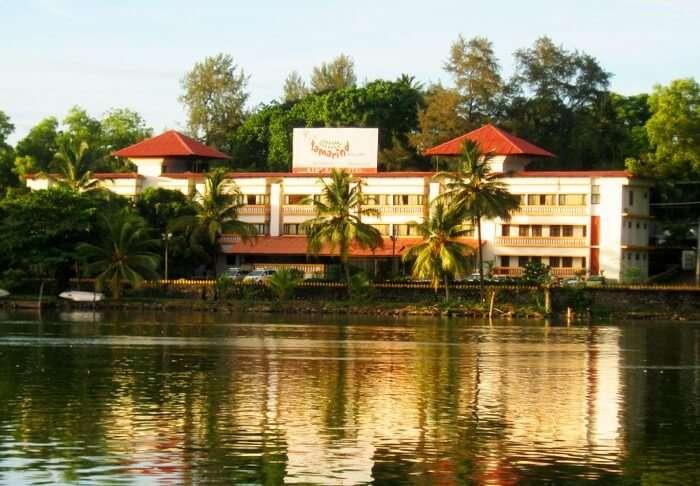 stay at KTDC Tamarind Hotel thrissur