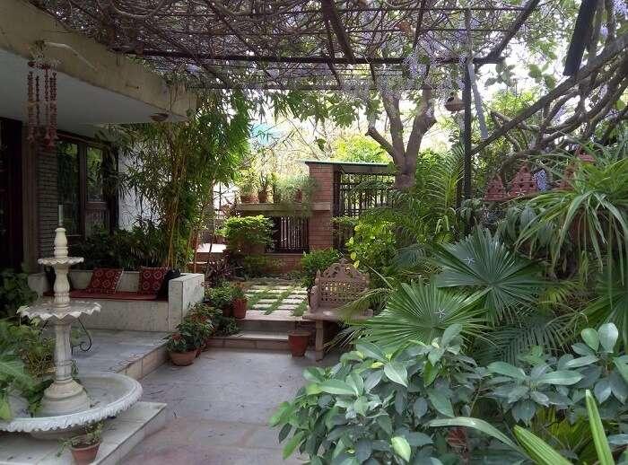 stay at Magpie Villa jaipur