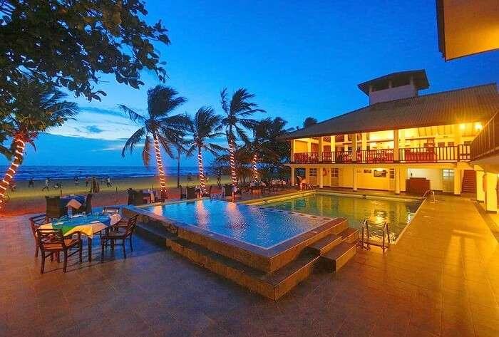 stay at Marina Bentota