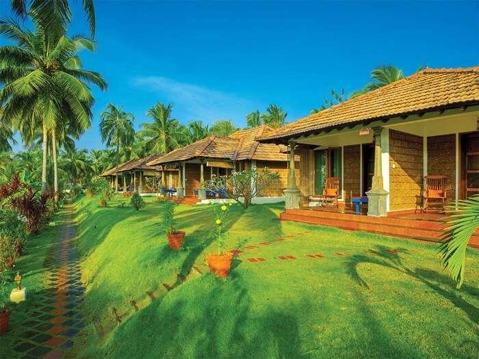 stay at Meiveda Ayurveda Beach Resort thrissur