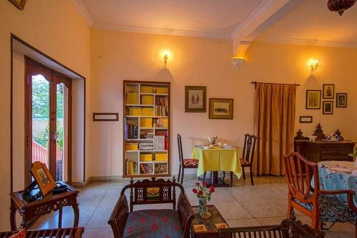 stay at Rawla Rawatsar jaipur