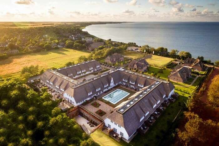 stay at Severin's Resort and Spa, Sylt germany