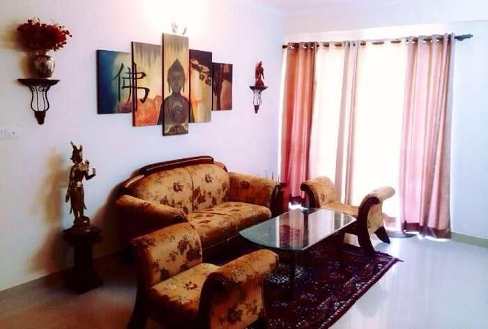 stay at The Buddhayan Villa jaipur