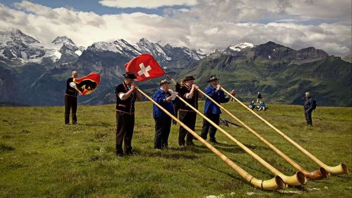 swiss local