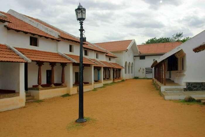 visit Kalpathy Heritage Village palakkad