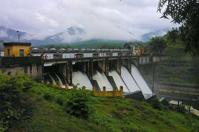 visiti Mangalam Dam palakkad