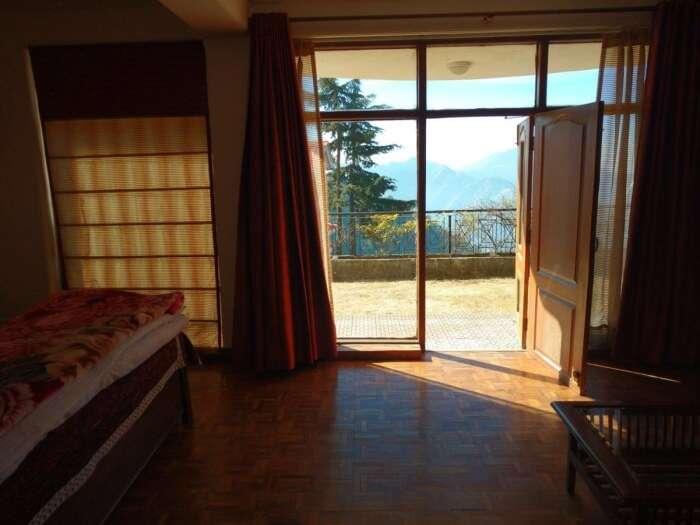 woodstay hotel mashobra