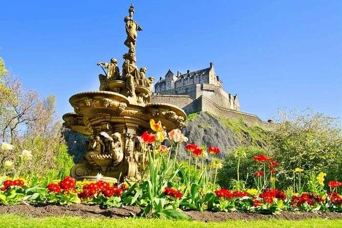 About Edinburgh Castle