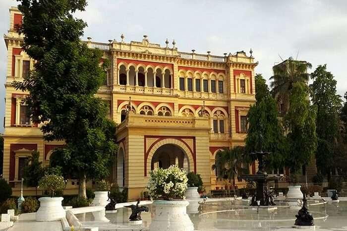 Makarpura Palace