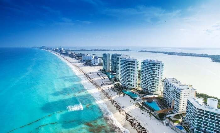 Cancun Beach
