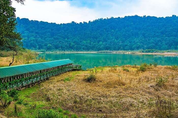 Visit Khecheopalri Lake in Sikkim