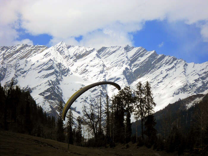 Solang Valley, Himachal
