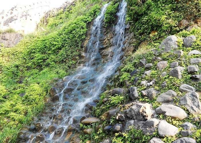 Waterfalls in Himachal