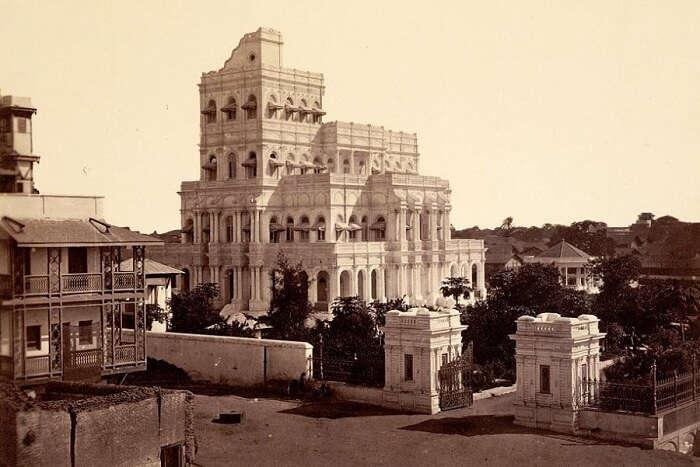 Nazar Baug Palace