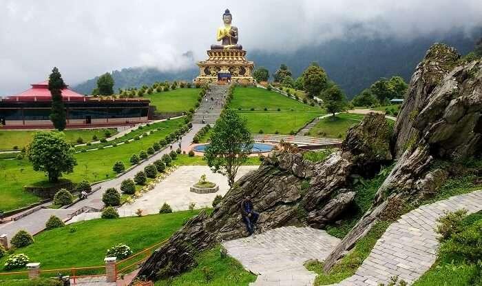 Explore the Buddha Park of Ravangla