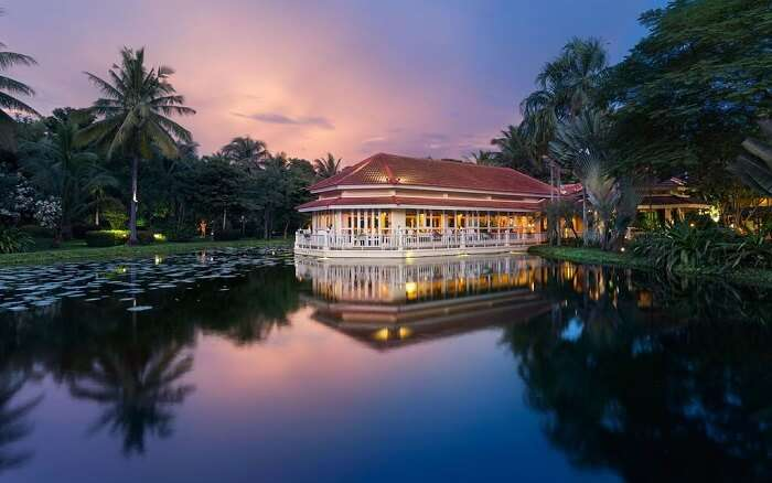 Sofitel Angkor Spa and Golf Resort