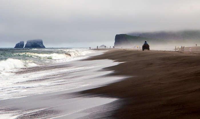 Khalaktyrsky Beach, Kamchatka Krai