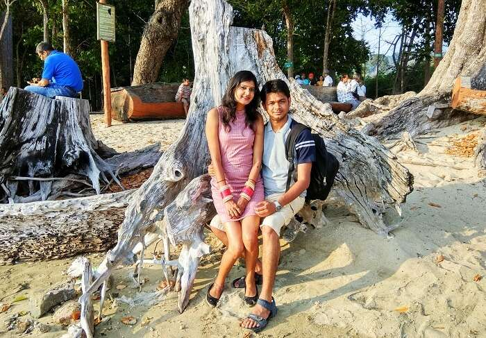 Sightseeing at Port Blair