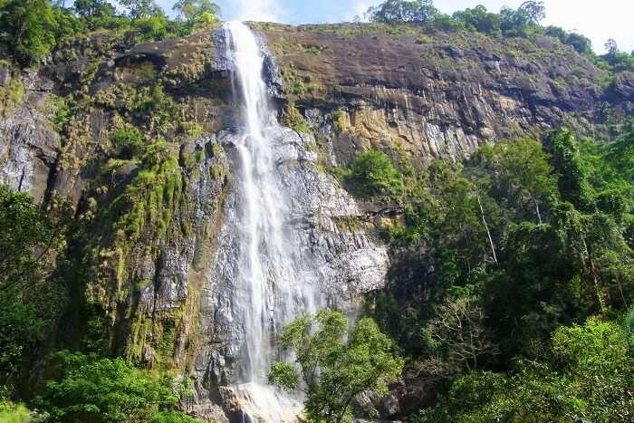 Cascade de Dilayuma Ella