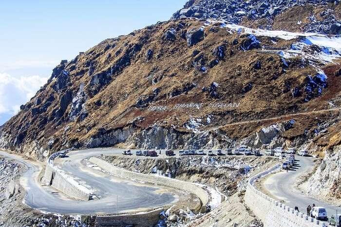 Go to Nathu La Pass