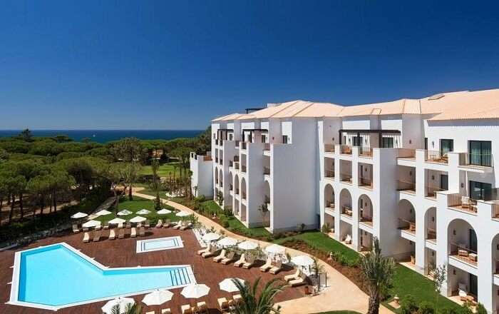 Pine Cliffs Ocean Suites, Algarve