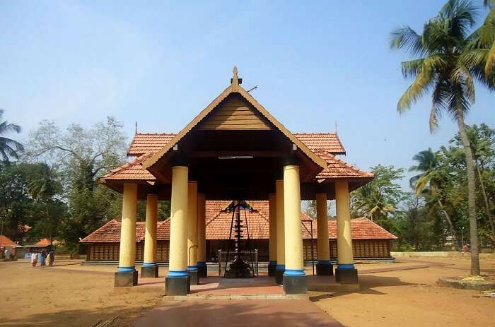 Vamanamoorthy Temple
