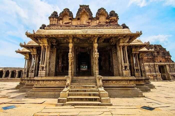 Vitthala Temple, Hampi