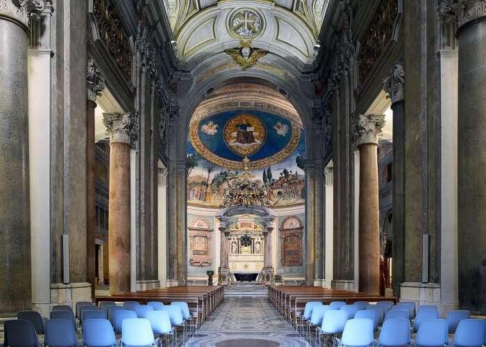 9 Santa Croce
