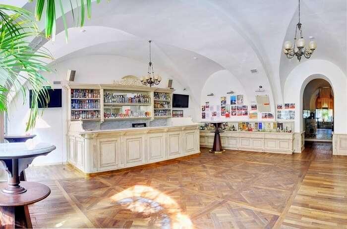 Restaurants in St. Petersburg, Russia