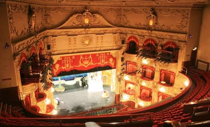 Edinburgh Festival Theatre
