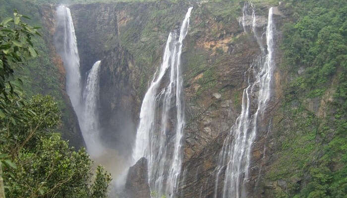Apsara Vihar Waterfall
