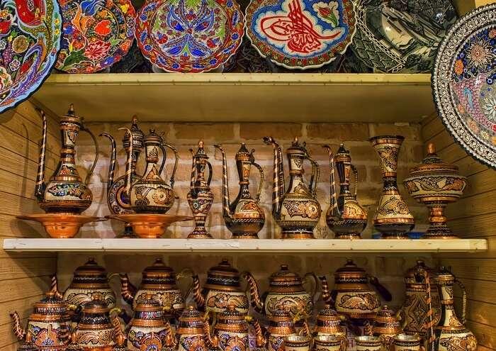 Arasta Bazaar, Istanbul turkey