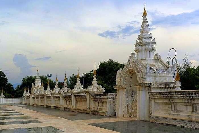 Atumashi Monastery myanmar