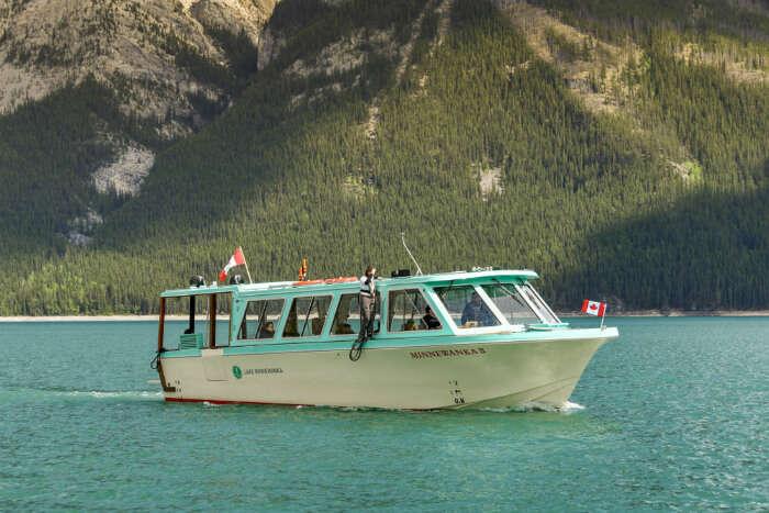 Banff Lake Cruise